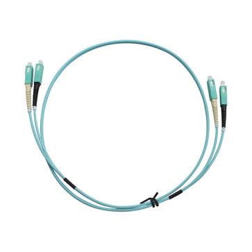 SC-SC Duplex OM3 Multimode Fibre Patch Lead 5m
