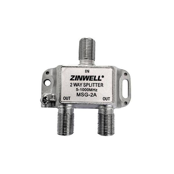 Zinwell 2 Way 1200Mhz Splitter for NBN HFC MSG-2A-1 2