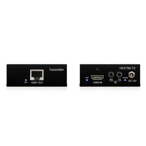 Blustream HEX70B-KIT 4K HDBaseT Extender Set TX
