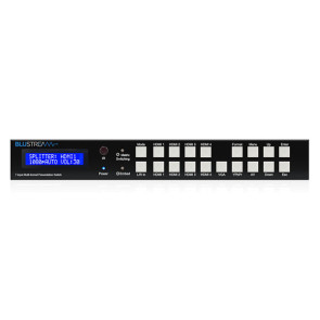 Blustream MFP72 7 Input Presentation Switch Front