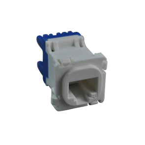 CAT6 RJ45 Network Insert White