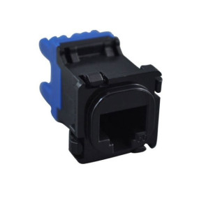 CAT6 RJ45 Network Insert (Black)