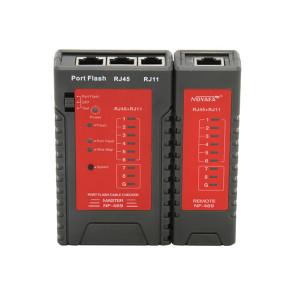 Doss RJ11 RJ45 LAN Cable Tracker Tester NF469