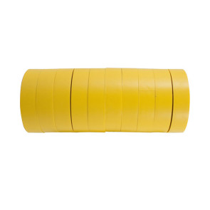 Cabac Insulation Tape Yellow Pack of 10 ITYL/10