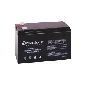 Powerhouse 12v 9Ah Sealed Lead Acid (SLA) Battery S5094D