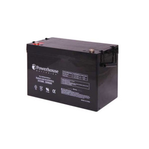 Powerhouse 12v 90Ah Sealed Lead Acid (SLA) Battery S5124D