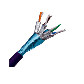 Hypertec CAT6A F/FTP Voliet Solid LAN Cable 305m HC6AF/FTP