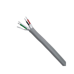X2 Cable 4 x 7/030 8723EQ Screened Cable 300m Grey