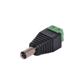 2.1mm Screw Terminal DC Power Line Plug