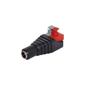 2.1mm Spring Terminal DC Power Line Socket