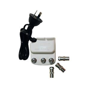 Kingray 2 Way F Type TV Splitter Amplifier SA162F