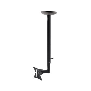 Venturi Ceiling Mount TV Bracket 20kg Black VCL100B