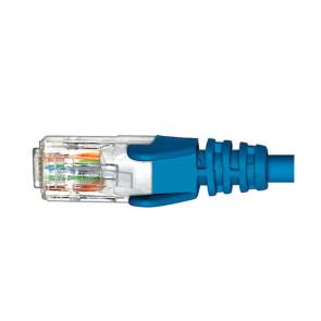 Cabac CAT6 Patch Lead Blue 10m PLC6BL10