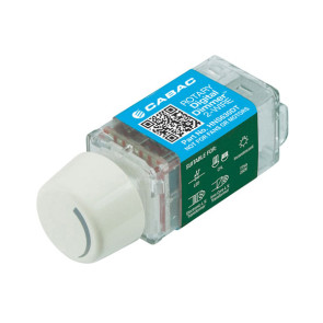 Cabac S-Click Rotary Digital Dimmer 2-Wire HNS630DT