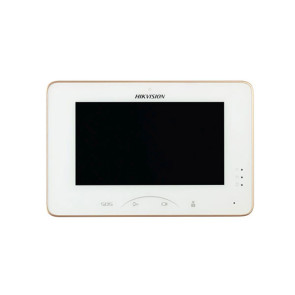 "Hikvision Indoor Room Station 7"" Touch Screen / 1024 x 600 / White DS-KH8300-T"