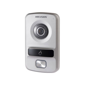 Hikvision Villa Door Station / 1 Button / Plastic / PON / HD720P DS-KV8102-IP