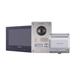 Hikvision 2 Wire Video Intercom Bundle DS-KIS701