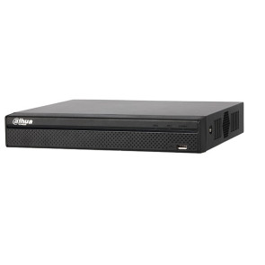 Dahua 4 Channel Compact 1U 4PoE 4K & H.265 Lite Network Video Recorder DHI-NVR4104HS-P-4KS2/L