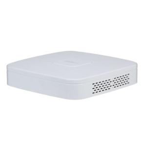 Dahua 8 Channel Smart 1U 4PoE 4K & H.265 Lite Network Video Recorder DHI-NVR4108-P-4KS2