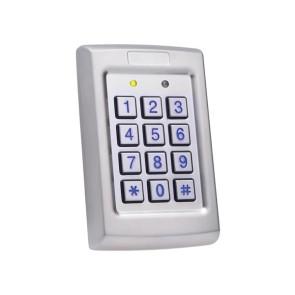 Rosslare Anti-Vandal Backlit 3x4 PIN Standalone Controller AC-Q41HB
