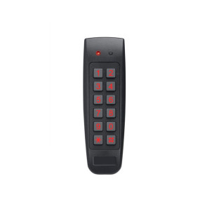 Rosslare Standalone 2x6 PIN Keypad 2 Form C Outputs Back lit 500 Users Mullion IP65 AC-G43