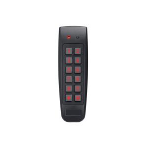 Rosslare Standalone 2x6 PIN Keypad 2 Form C Outputs Back lit 500 Users Mullion IP65 AC-G43