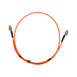 LC-LC Duplex OM1 Multimode Fibre Patch Lead 2m