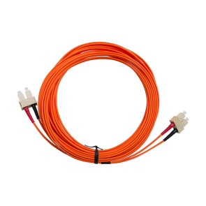 SC-SC Duplex OM1 Multimode Fibre Patch Lead 15m